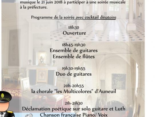 Fête de la musique 2018 !