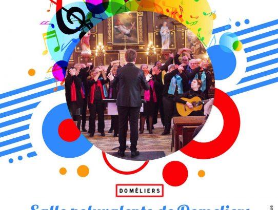 Concert le dimanche 2 décembre à Domeliers